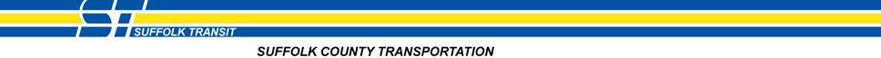 Suffolk County Transit Logo